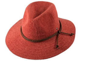 Safari Sadie Hat - Sunset Coral