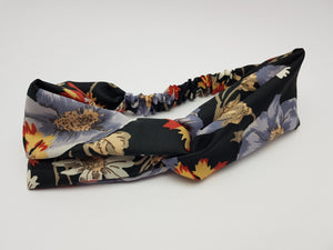 Vintage Garden Twisted Headband