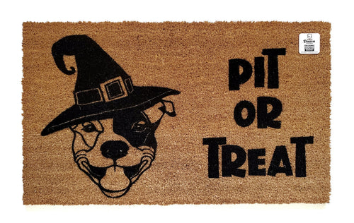 Pit or Treat