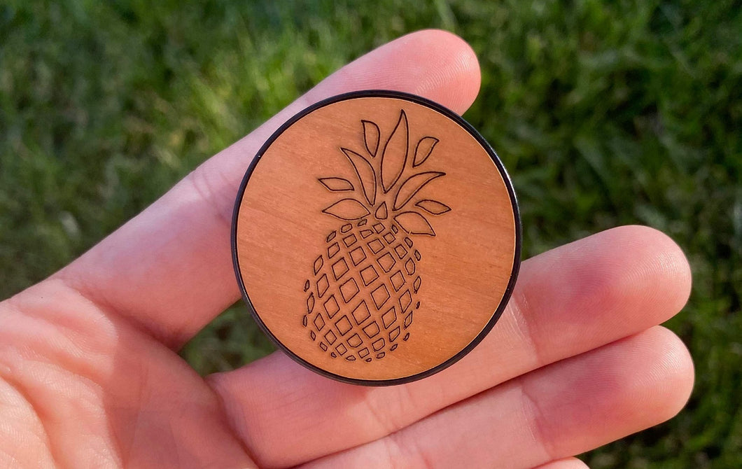 Pineapple Phone Pop