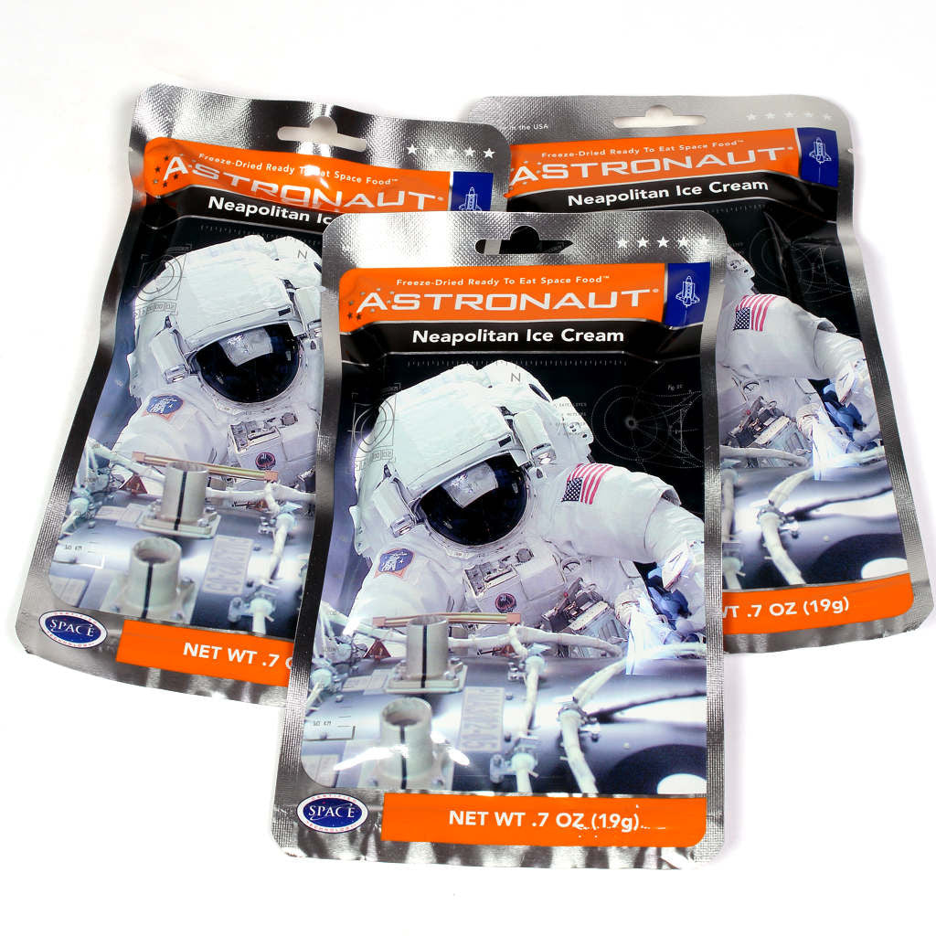 """Astronaut Ice Cream"""