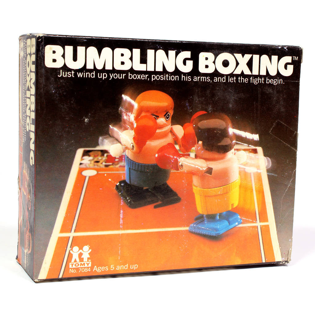 Bumbling Boxing: Featured Product Image
