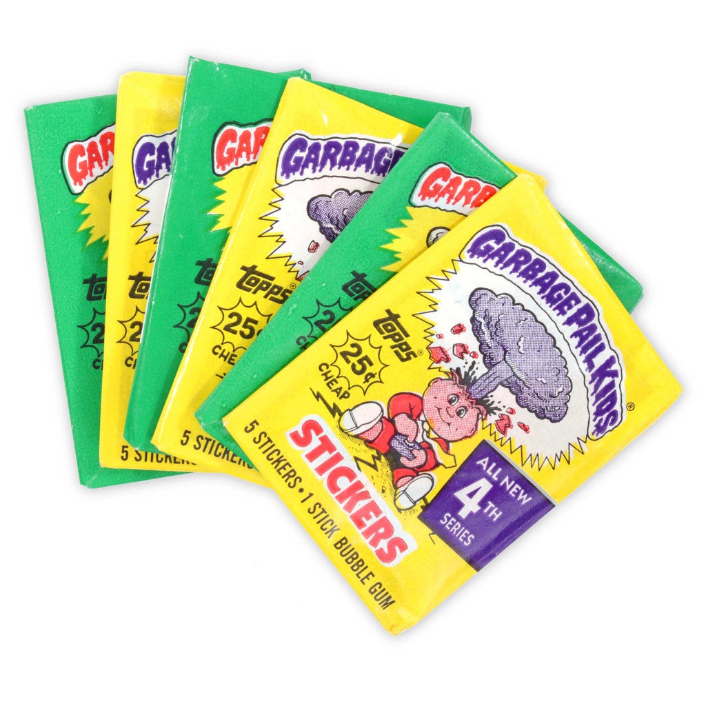 """Garbage Pail Kids"": Featured Product Image"