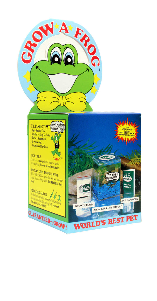 Grow-a-Frog Kit: Featured Product Image