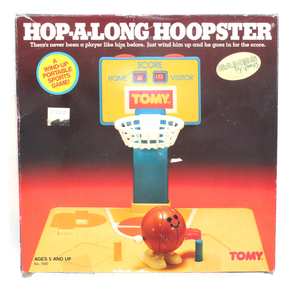"""Hop-A-Long Hoopster"": Featured Product Image"