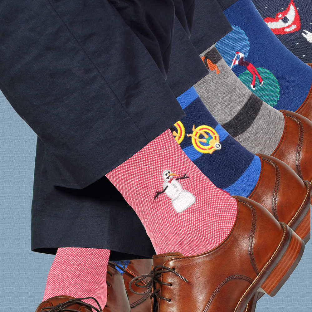 6-Month Sock Subscription: Featured Product Image