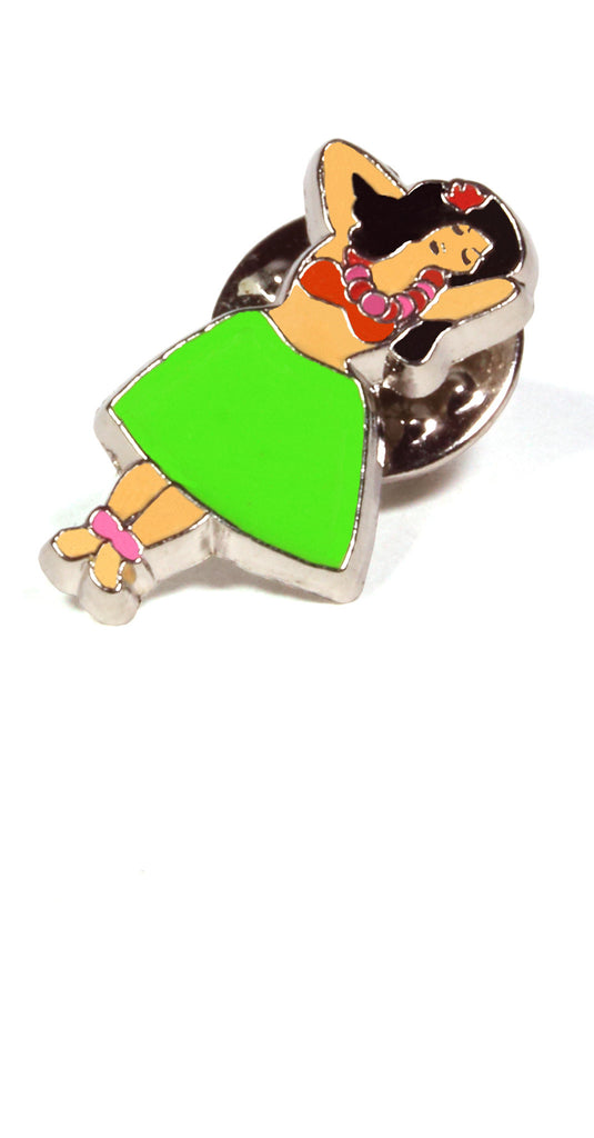 Hula Girl: Featured Product Image