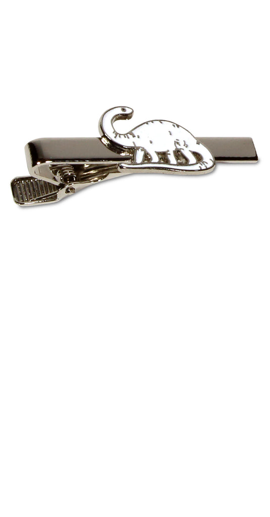 Dino Tie Bar: Featured Product Image