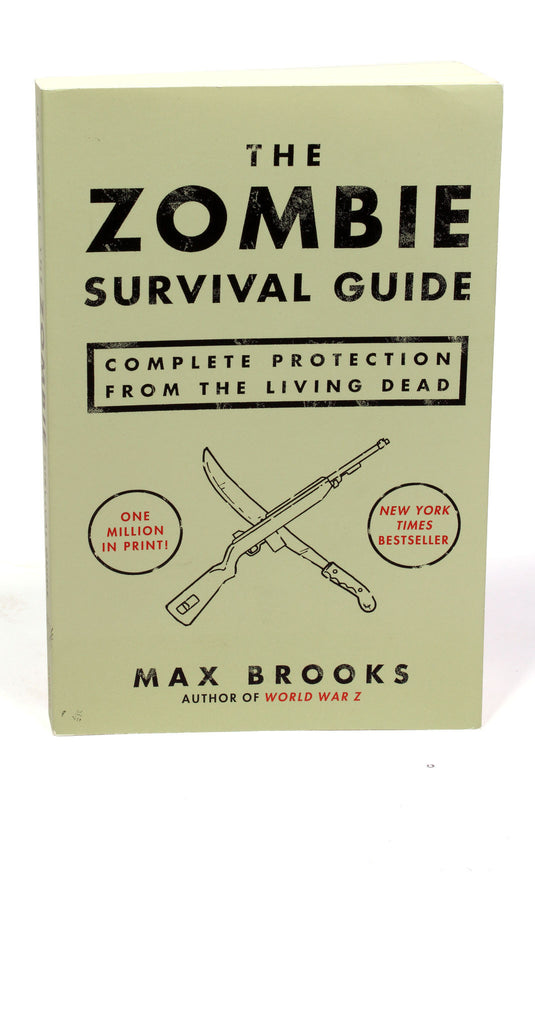 Zombie Survival Guide: Featured Product Image