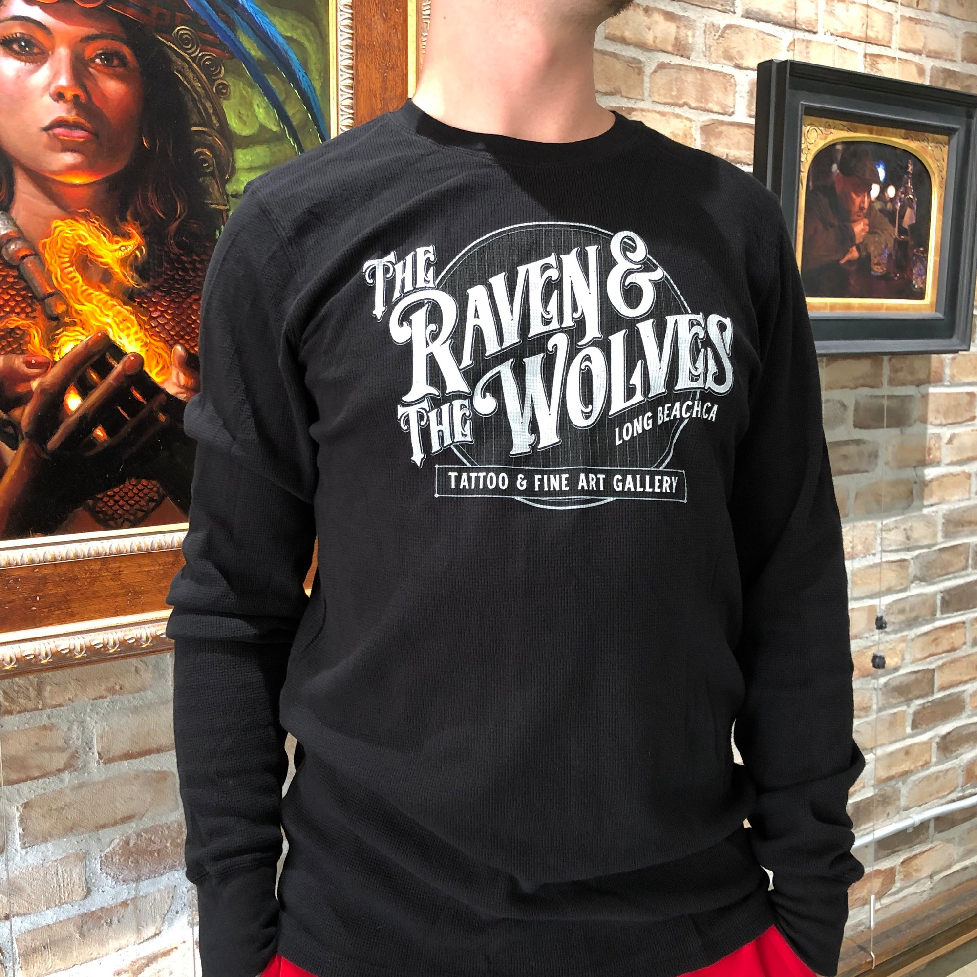 The Raven & The Wolves Thermal