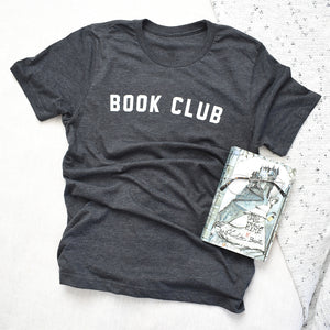 book club unisex tee- Piper and Ivy