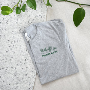 plant lady unisex tee- Piper and Ivy