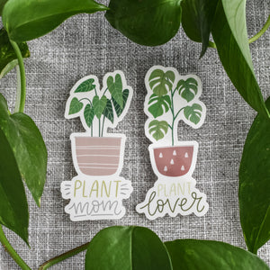 plant sticker pack