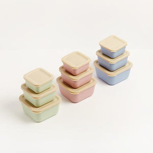 Square Nesting Container Set
