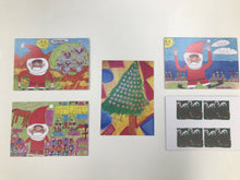 Load image into Gallery viewer, Botany Team 5 Pack Christmas Cards