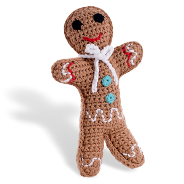 Gingerbread Rattle