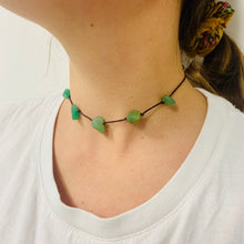 Load image into Gallery viewer, Jade Choker Neclakce