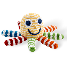 Load image into Gallery viewer, Octopus Rattle