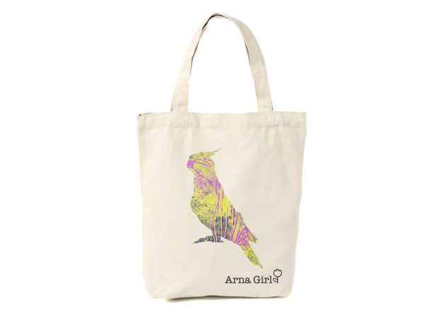 Cockatoo Tote Bag