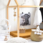 Load image into Gallery viewer, Bronze | Fitted Cot Sheet