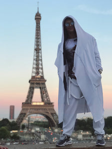 White Assassin Robe