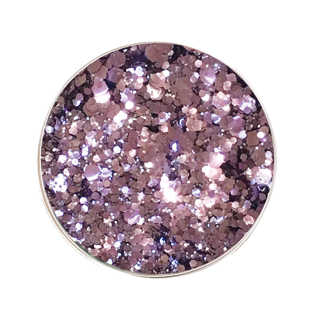 LIGHT IT UP LILAC ECO GLITTER