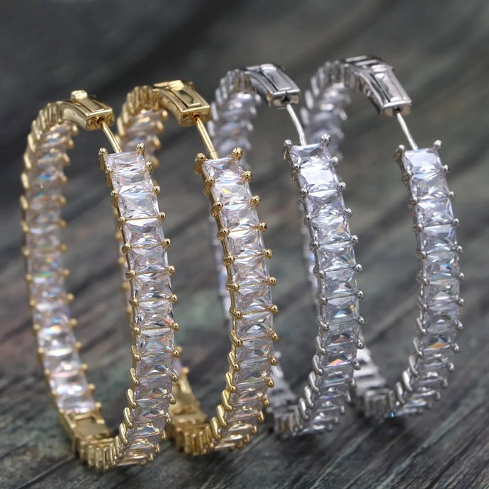 Saint Louis Baguette hoops