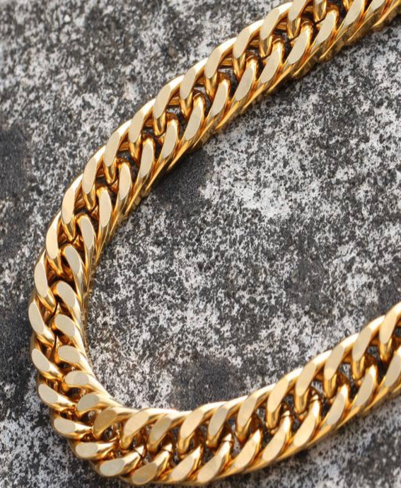 Not So Cuban Link Anklet