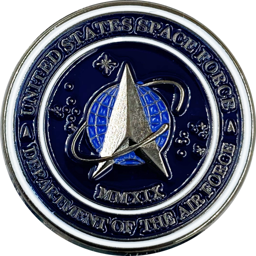 Space Force Pin United States Air Force UFAC USSF DL1-13
