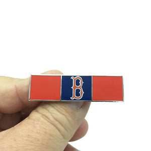 Boston Red Sox MBL inspired commendation pin 042-P