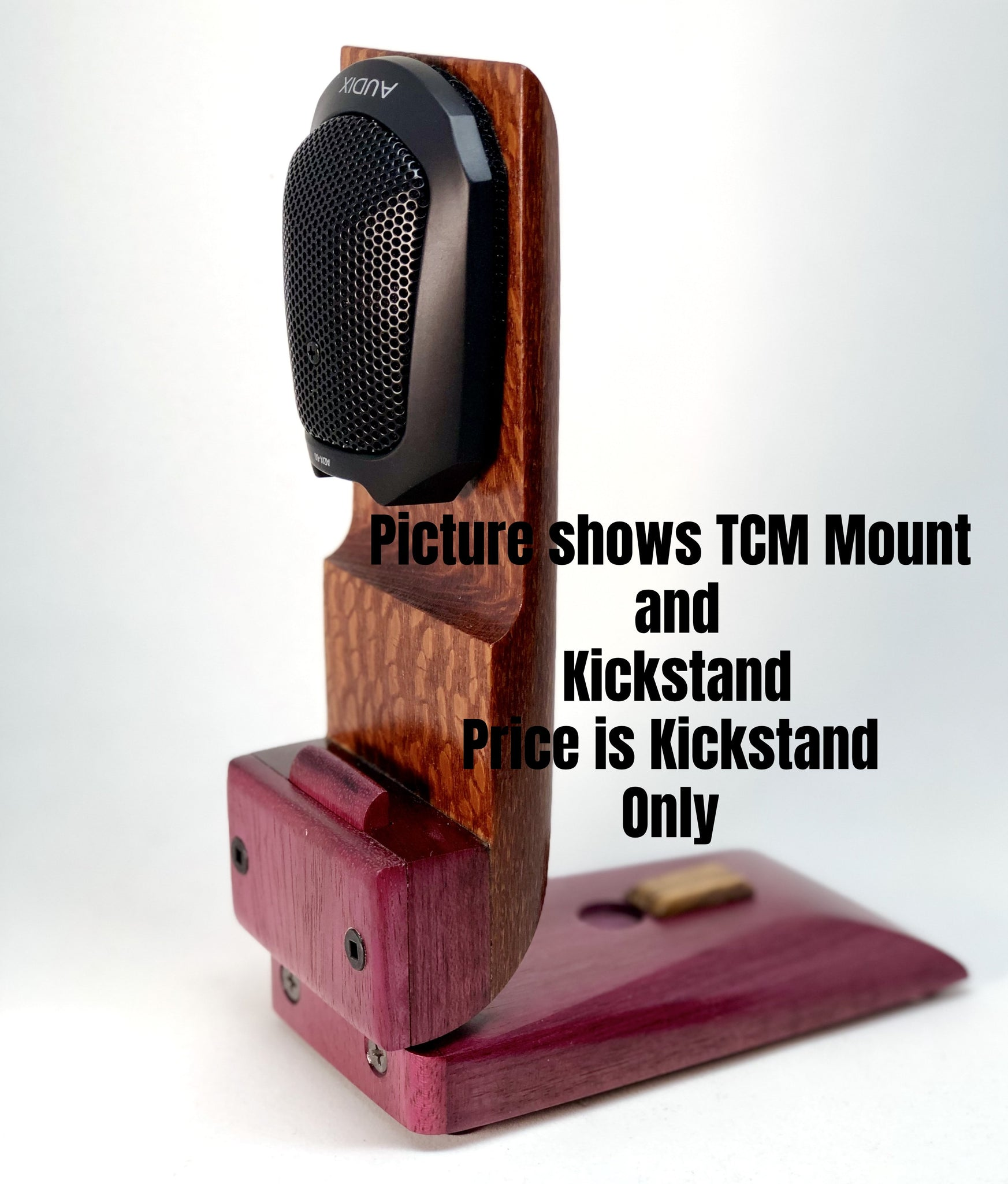 Kickstand for Series III TCM Mic Mount