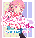 Winter 2018 Colouring Book Zine - Digital copy