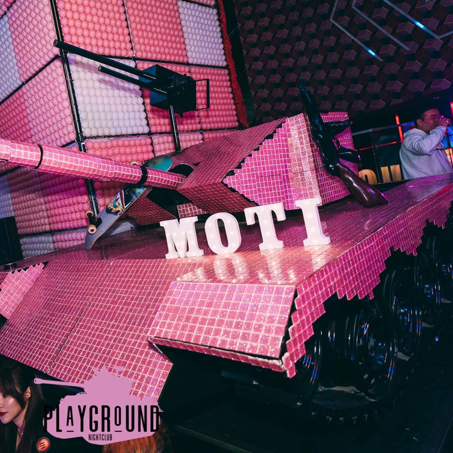 Drop the mic! MOTI sponsors the first Chinese freestyle battle in the UK