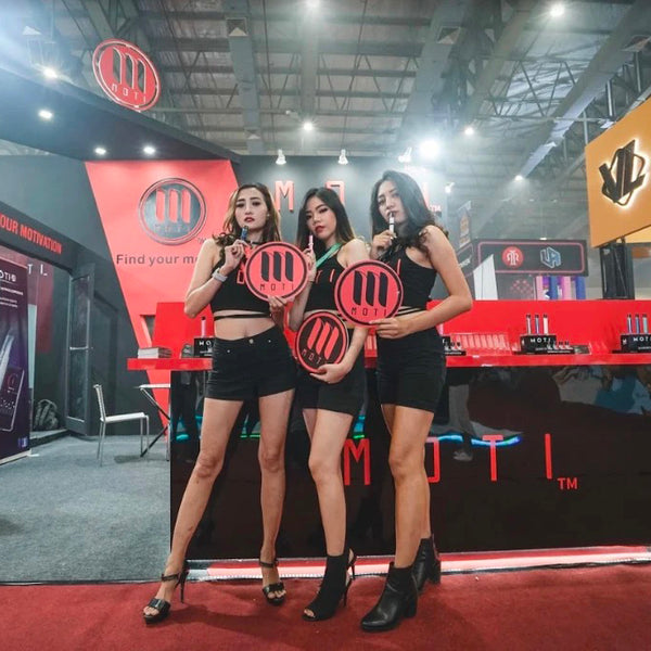 MOTI Impressed Indonesian Consumers at Vape Fair Indonesia 2019
