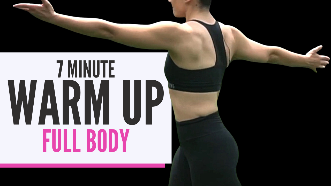 PRE WORKOUT WARM UP // Do This Before Or On Rest Day  (JUST MOVE)