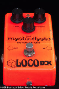Loco Box Mysto Dysto late 70's Japan