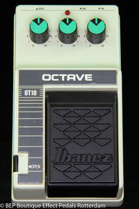 Ibanez OT-10 Octave s/n 290013 mid 80's Japan