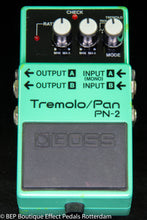Load image into Gallery viewer, Boss PN-2 Tremolo/Pan 1990 s/n ZB65496, as used by Andy Bell ( Ride 1996 )