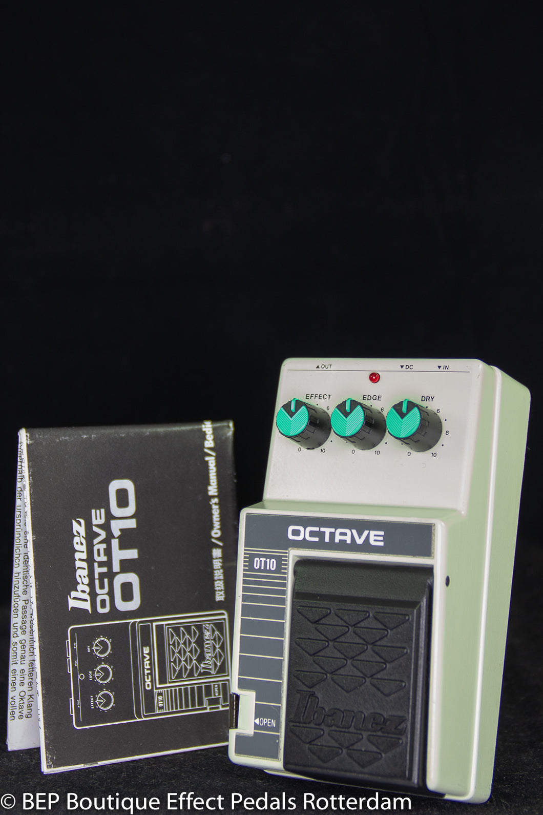 Ibanez OT-10 Octave s/n 436291 mid 80's Japan