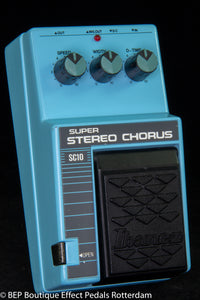 Ibanez SC10 Super Stereo Chorus s/n 9X93204 mid 80's
