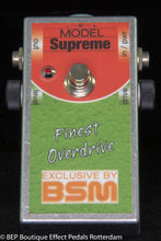 Load image into Gallery viewer, BSM Supreme special overdrive s/n 4704 Germany