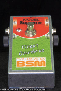BSM Supreme special overdrive s/n 4704 Germany