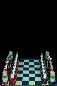 S.A.C. Diamond Jubilee 1952 - 2012 House of Windsor Chess Pieces