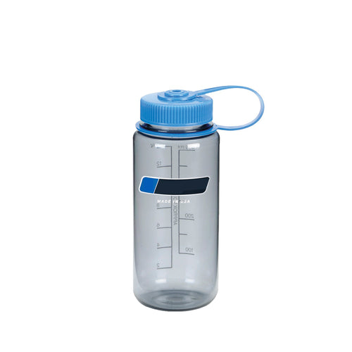 16 Oz Personalised Water Bottle (Grey)