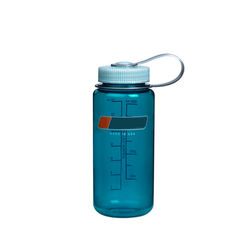 16 Oz Personalised Water Bottle (Trout Green)