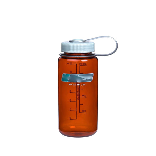 16 Oz Personalised Water Bottle (Rustic Orange)