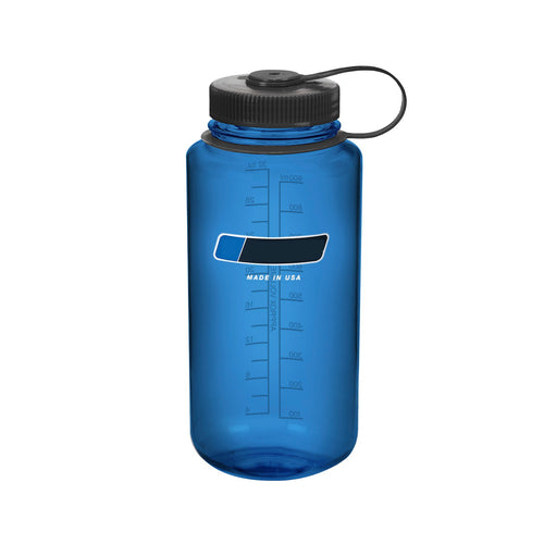 32 Oz Personalised Water Bottle (Blue)