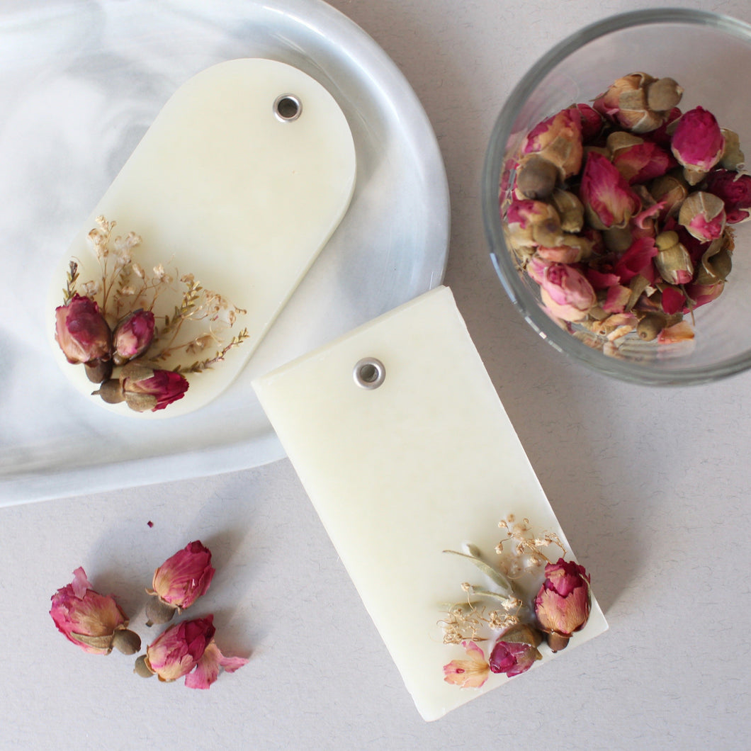 Rose Wax Tablet