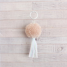 Load image into Gallery viewer, Pom-pom Tassel