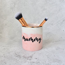 Load image into Gallery viewer, Makeup Brush/Stationery Holder (Sweet Pink)